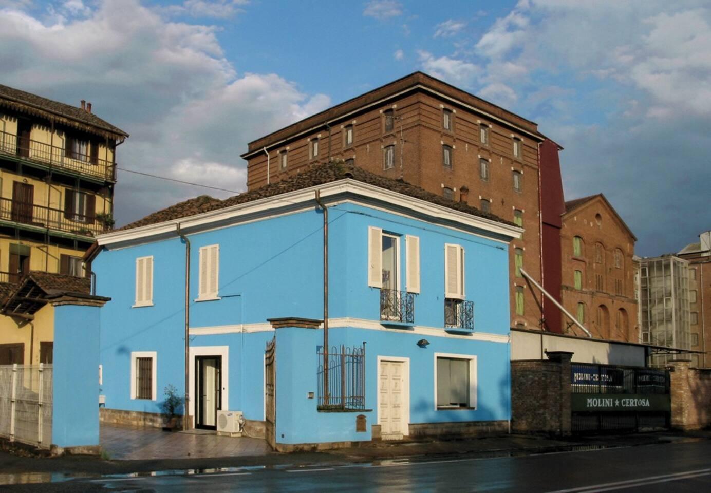Casa Vacanze Alveare Azzurro.