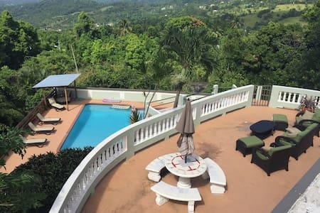 Ocean/Mountain View Villa in Rio Grande - Río Grande