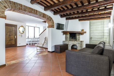 Wonderful house to enjoy Venice