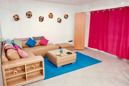 Appartement central et cosy / Tanger✨