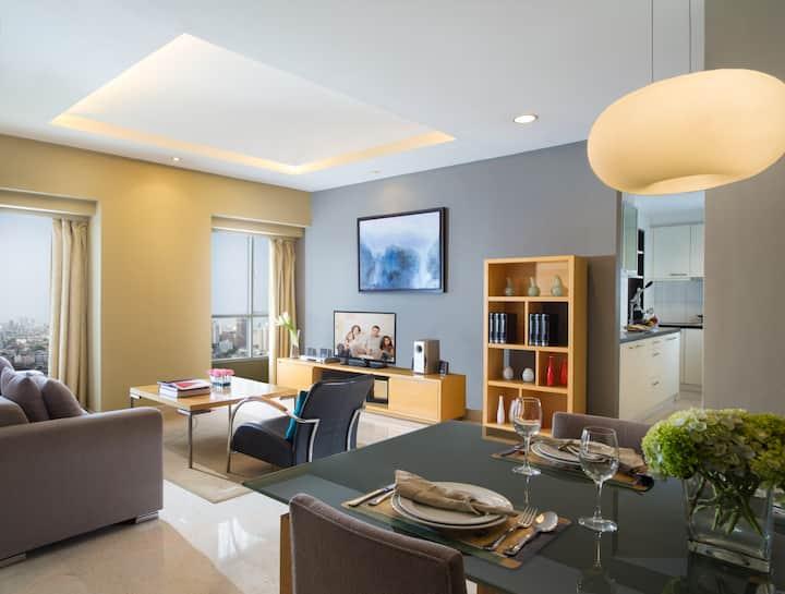Spacious 2 Bedroom Executive - Flexi Rate