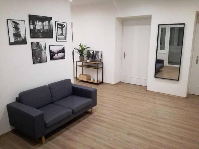 Prostorný byt v centru Ostravy !