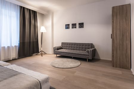 In the Heart of the City, Beautiful Apartment
