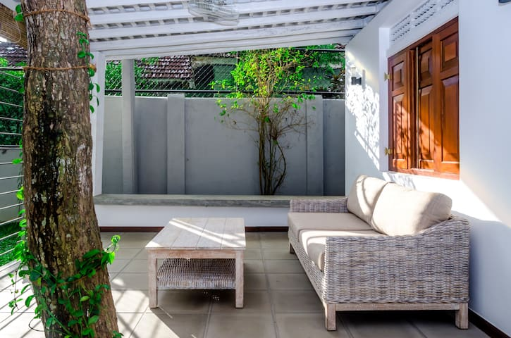 Kongtree Villa with outdoor Jacuzzi