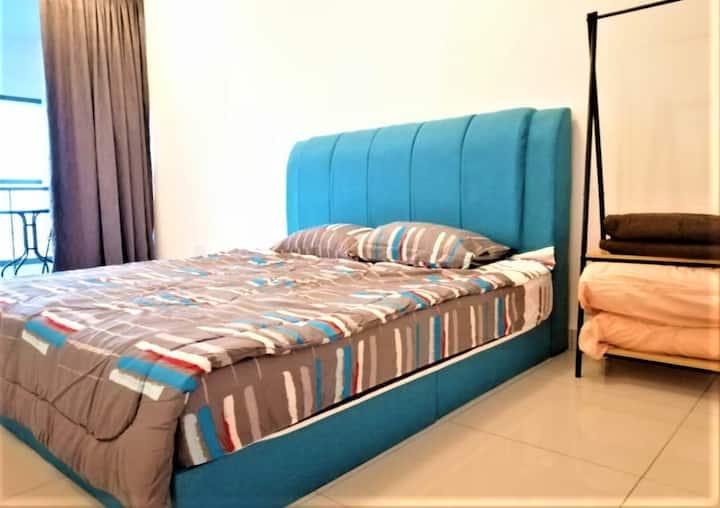 MYLOVE KLCC 2bedroom NetfliX Gleneagles Duplex