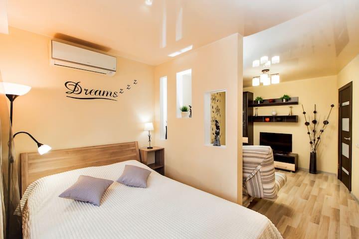 Apartment on 40 Let Pobedy 17А | Sutki Life