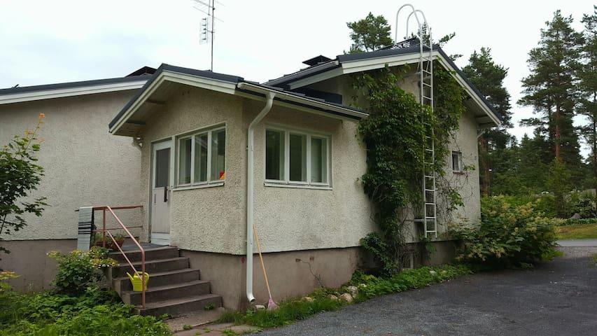 Cozy apartment in Kerava (30 km from Helsinki) - Kerava