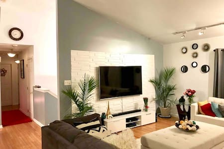 Beautiful Cozy Room In NJ,  & 15 mins from Philly