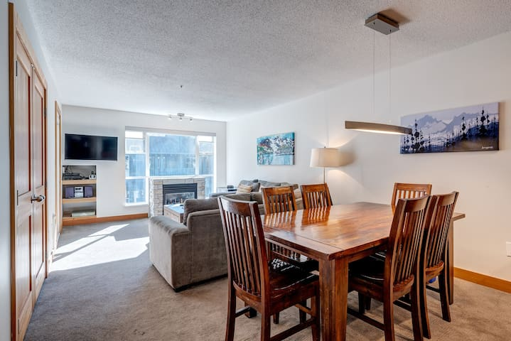 Ski-in&-out 2BDR Condo   At the Base of Blackcomb
