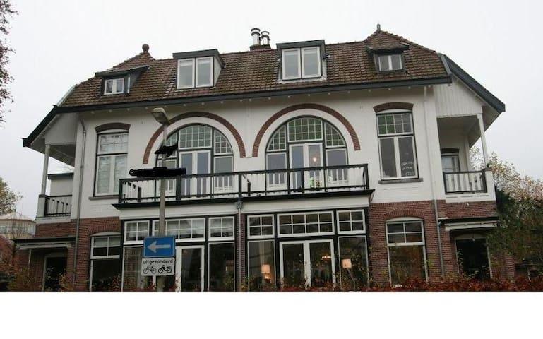 Charming unique family villa close to Amsterdam