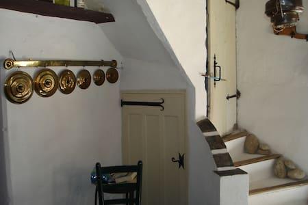 Maison rustique dans village calme - Roquebrun - Casa