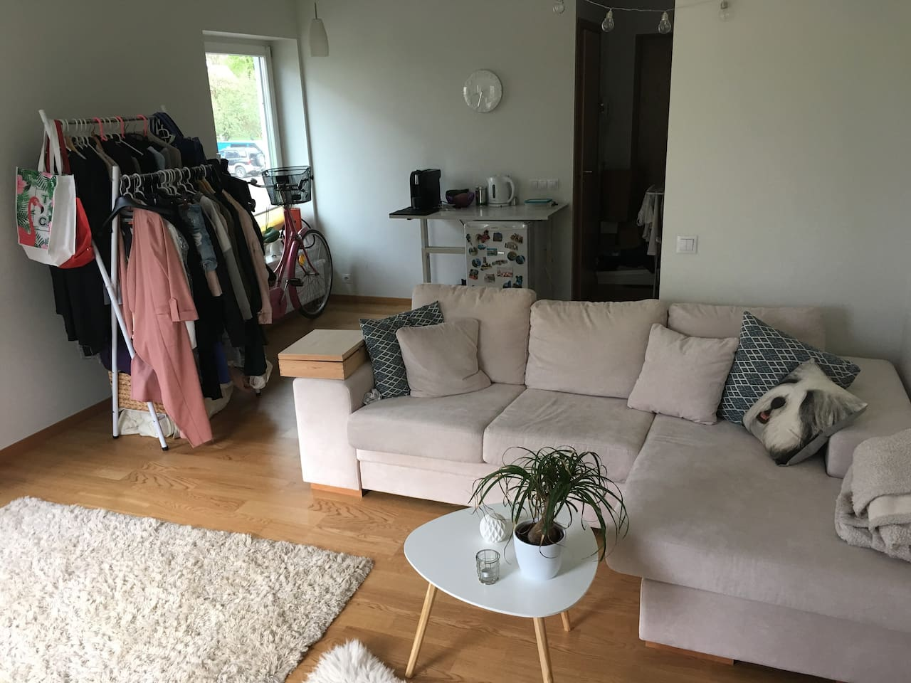 Cute and cozy near to city center.
