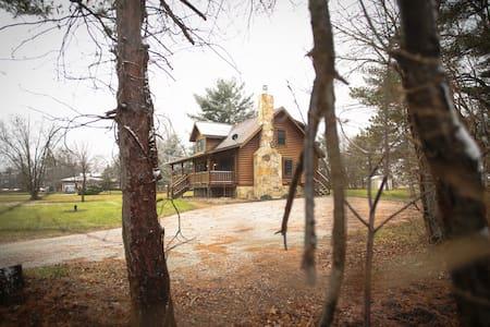 Rustic Log Cabin near Purdue ‼️‼️‼️host a WEDDING⁉️⁉️⁉️