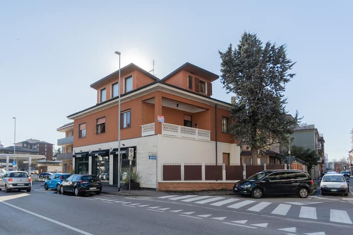 Appartamento luxury in palazzina privata, centro