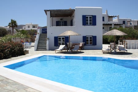 Apartment by the sea, Parasporos - Parasporos - Daire