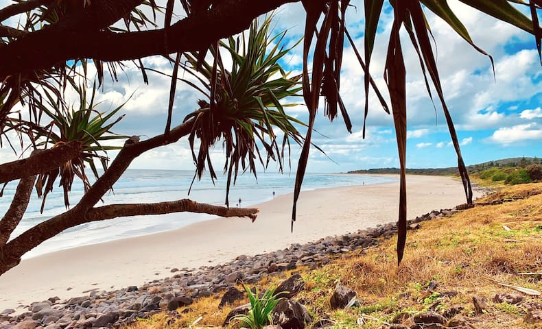 Sharpes Beach Retreat - near Lennox Head/Byron Bay