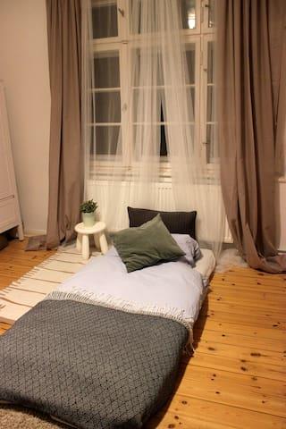 Cozy room between Schönefeld and Berlin Mitte - Berlin - Daire