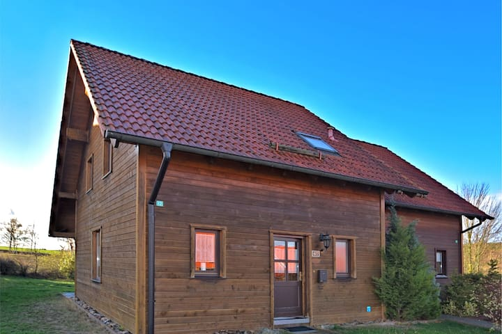 Quaint Holiday Home in Hasselfelde with Terrace