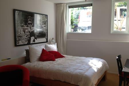 Spacious one bedroom apartment - Amsterdam - Apartment