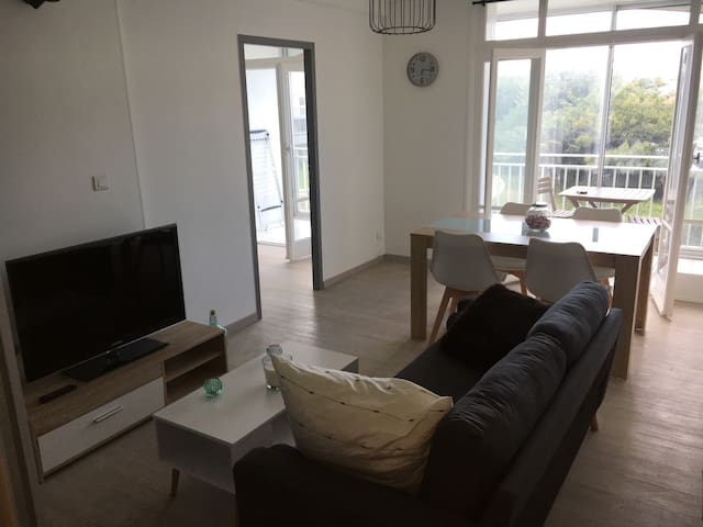 Appartement T2 port de canet