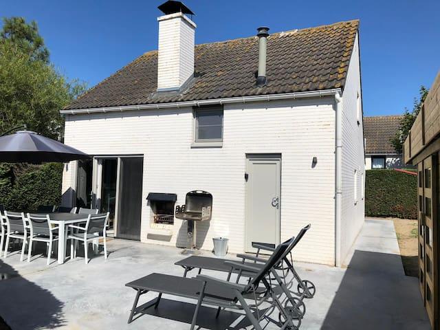 CASA ISLA aan ZEE  1-8pers in Sunparks Nieuwpoort