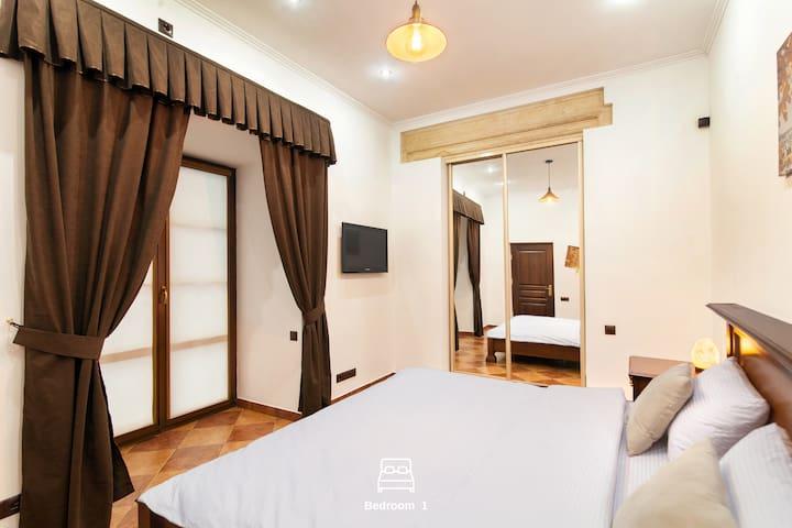 Apartment chain TRUST (C201)