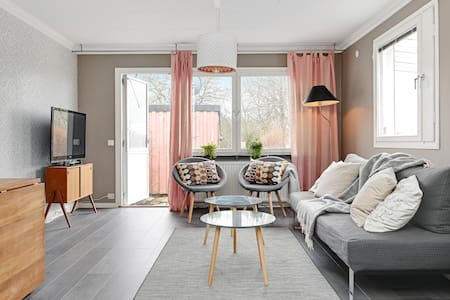 Kista townhouse - 2 bedrooms - close to transport