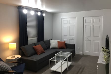 Cozy, Modern Downtown Condo - Salt Lake City