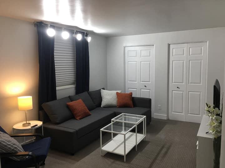 Cozy, Modern Downtown Condo