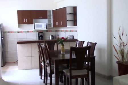 Nice Modern Duplex Well Located - Trujillo - Appartement