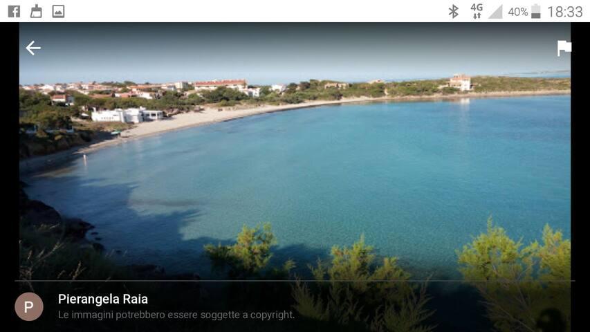 Casa vacanza a 100 metri circa dalla spiaggia e da