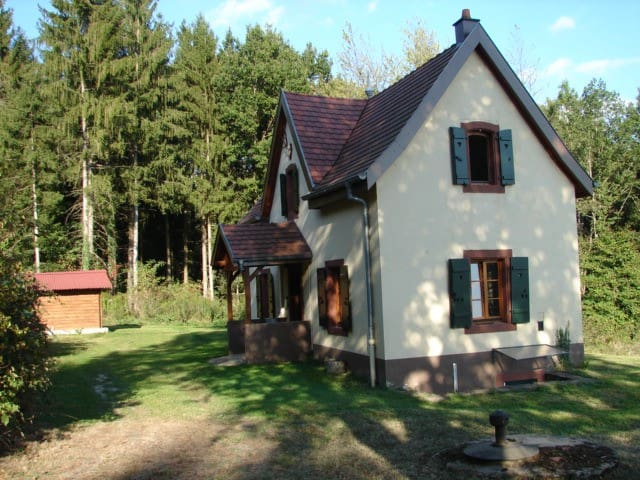Pavillon de Chasse / Jagdhaus - Niederbronn-les-Bains