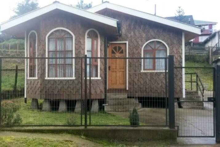 Cabaña en Dalcahue Chiloé - Dalcahue - Bungalov