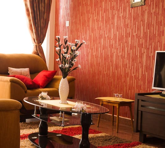 Spacious & cozy apartment in Kileleshwa