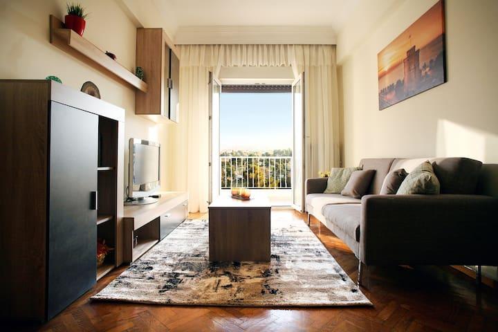 Perfect location, amazing view 2 bedroom apartment