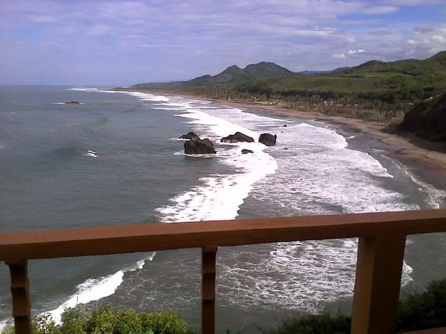 Oceanfront Casa Puesta del  Sol - caleta de campos