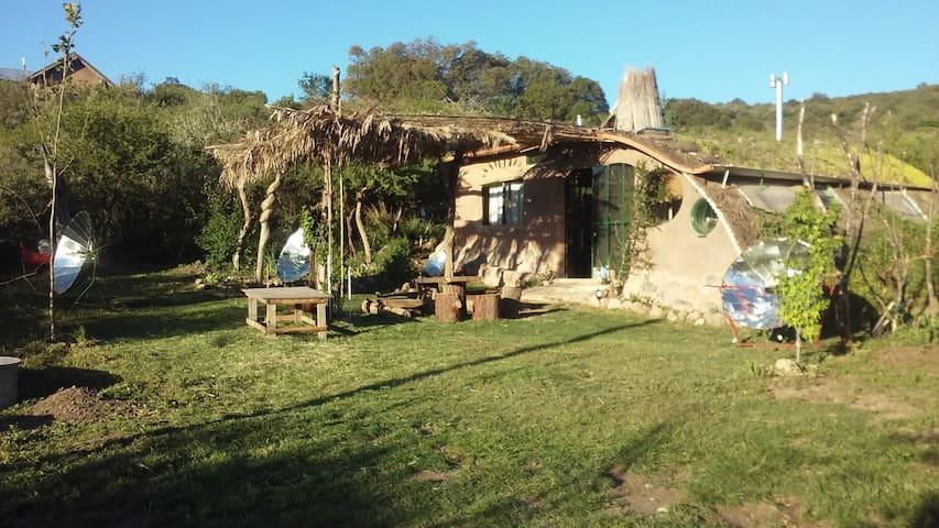 Mohabi Solar. Casa sustentable ecoeficiente