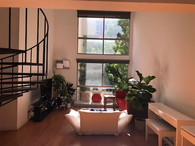 LOFT style Condo in Prime Westwood