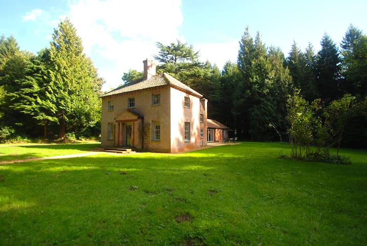 Bears Cottage in its own 200 Acre Wood, N Norfolk - Wood Norton - Haus