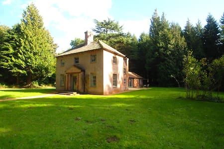 Bears Cottage in its own 200 Acre Wood, N Norfolk - Wood Norton
