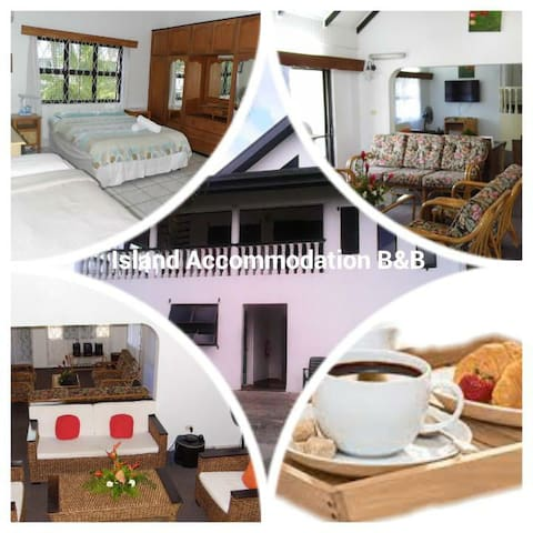 Island Accommodation Suva