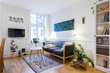 Cozy Apartment in the Best Location of Oslo - 奥斯陆 - 公寓