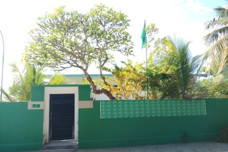 Th. Omadhoo Aage Stay@ Live like local