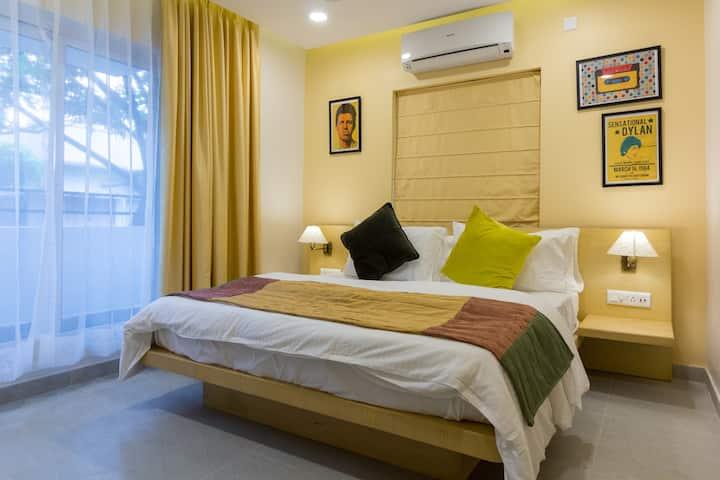 Rockstar yellow suite| Handmade Homes