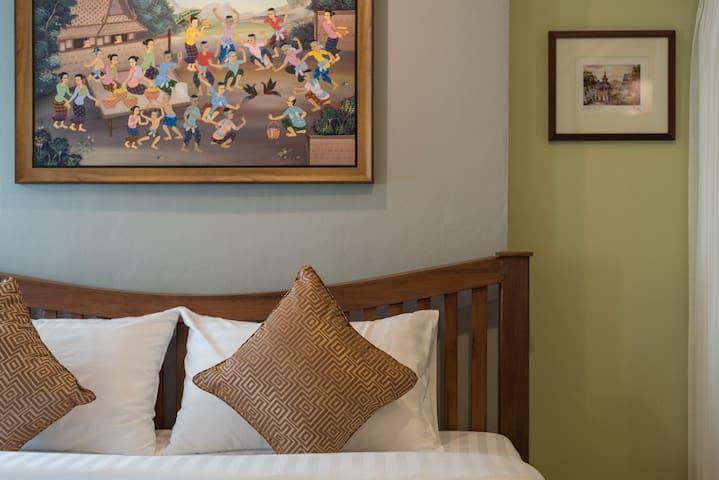 Cozy room @Nimman #505