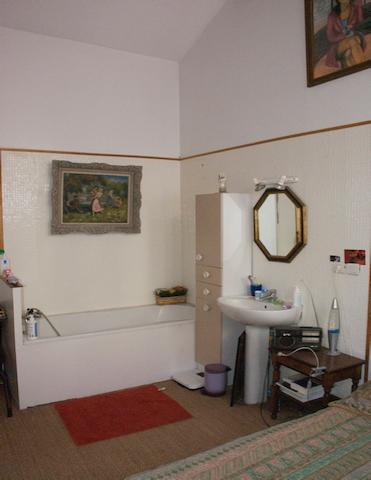 CHAMBRE avec Bain dans un Loft atypique - Villeurbanne - Loft