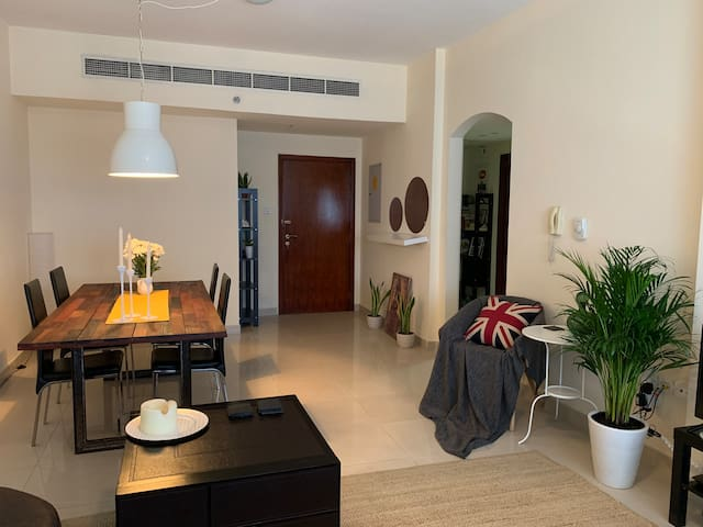 Furnished room in Tecom | Shared Flat