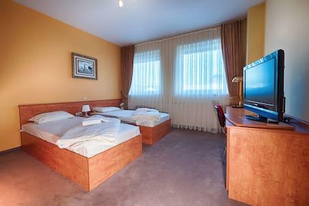 2-bed room, Frankfurt Airport & Messe, C5 - Mörfelden-Walldorf
