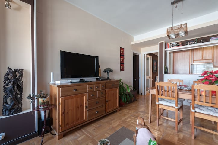 Apartament with stunning views - Madrid - House
