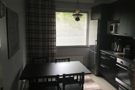 Kaksio rauhallisessa talossa Flat in a quiet house - Turku - Condominium